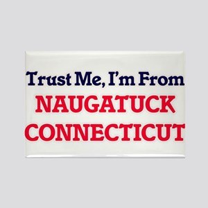 Trust Me, I'm from Naugatuck Connecticut Magnets