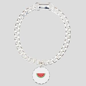 Watermelon Slice Bracelet