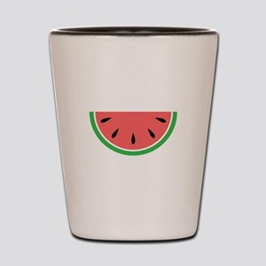 Watermelon Slice Shot Glass