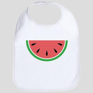 Watermelon Slice Bib