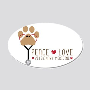 Veterinary Medicine Wall Decal