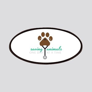 Saving Animals Patch