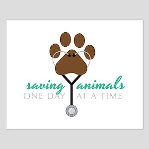 Saving Animals Posters