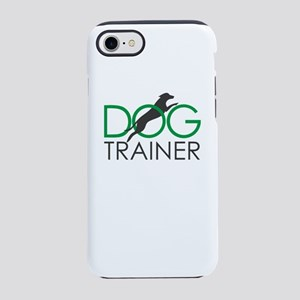 dog trainer iPhone 8/7 Tough Case