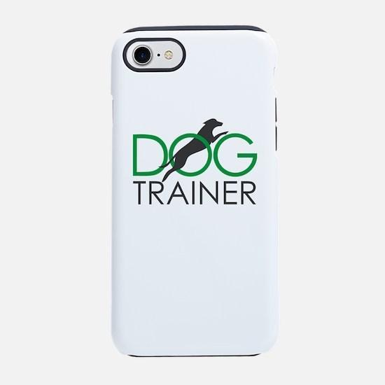 dog trainer iPhone 8/7 Tough Case