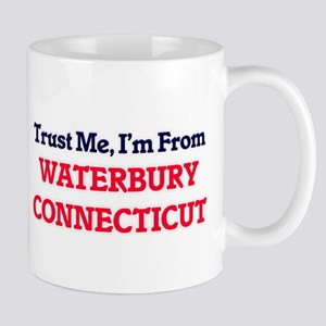 Trust Me, I'm from Waterbury Connecticut Mugs