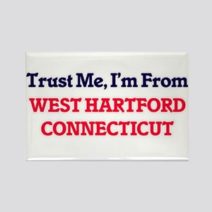 Trust Me, I'm from West Hartford Connectic Magnets
