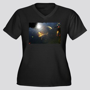 Fish Plus Size T-Shirt