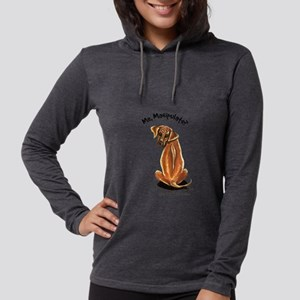 Rhodesian Ridgeback Manipulate Long Sleeve T-Shirt