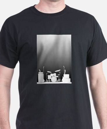 Live Band Poster T-Shirt