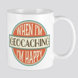 happy geocacher Mug