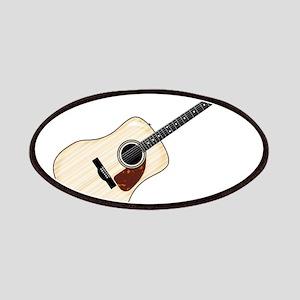 Pale Acoustic Guitar Patch