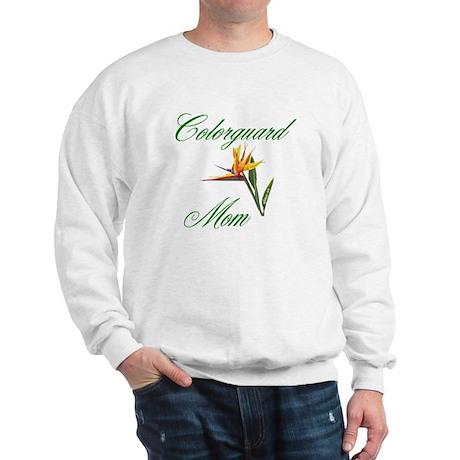 Colorguard Mom Sweatshirt
