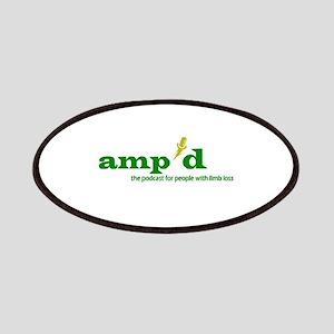 amp'd logo Patch