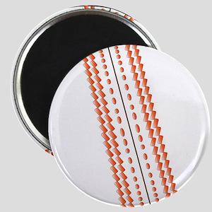 Night Cricket Ball Magnets