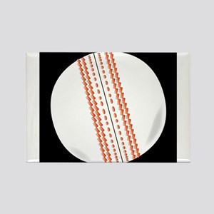 Night Cricket Ball Magnets