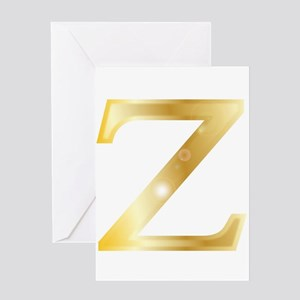 Zeta Greeting Cards