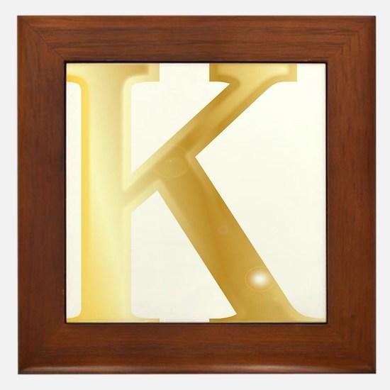 Kappa Framed Tile