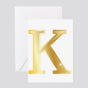 Kappa Greeting Cards