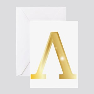 Lambda Greeting Cards