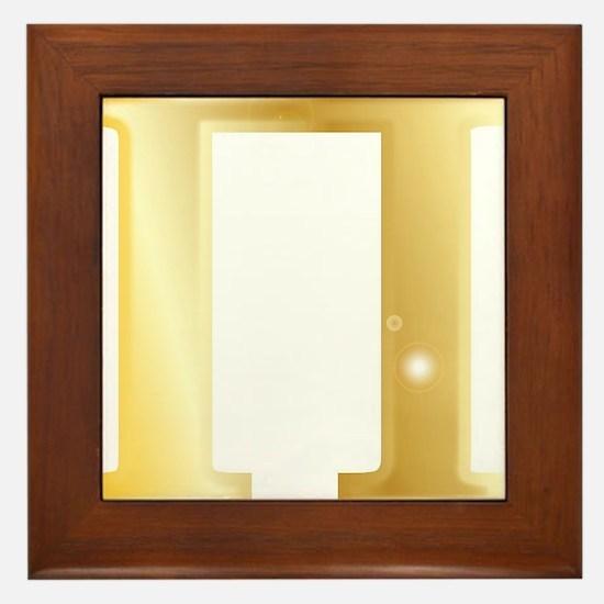 Pi Framed Tile