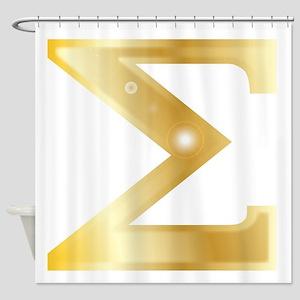 Sigma Shower Curtain