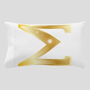 Sigma Pillow Case