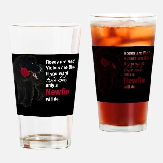 Unique Newfoundlands Drinking Glass