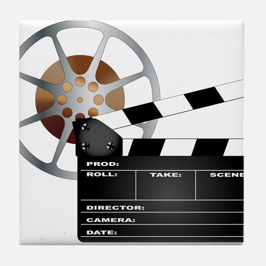 Movie Tile Coaster