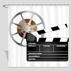 Movie Shower Curtain