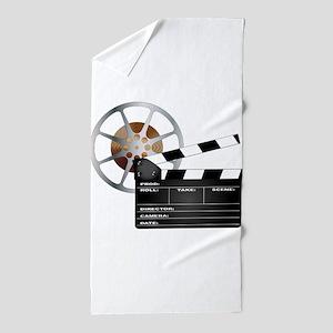Movie Beach Towel