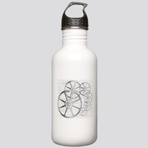 Movie Reel Grunge Stainless Water Bottle 1.0L