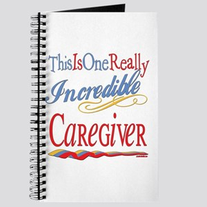 Incredible Caregiver Journal