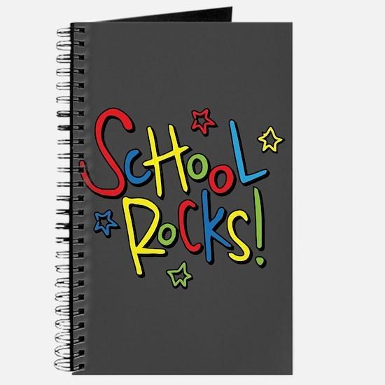 School Rocks! Journal