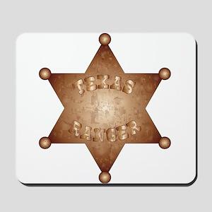 Texas Ranger Mousepad