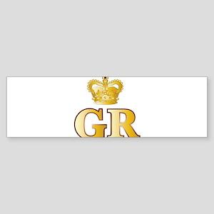 Georges Reign Bumper Sticker