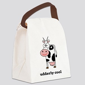 Udderly Cool Canvas Lunch Bag