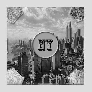 NYC Tile Coaster