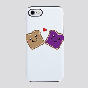Peanut Butter and Jelly Best iPhone 8/7 Tough Case