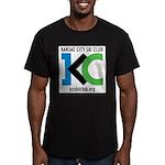 KCSC Logo Men's Fitted T-Shirt (dark)