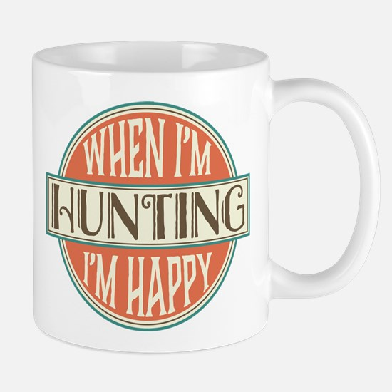 happy hunter Mug