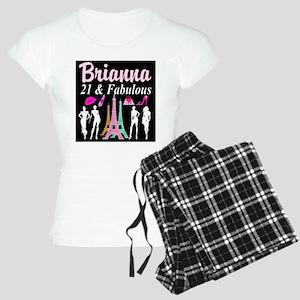 21ST PARIS Women's Light Pajamas