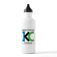 KCSC Logo Water Bottle