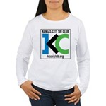 KCSC Logo Women's Long Sleeve T-Shirt