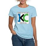 KCSC Logo Women's Light T-Shirt