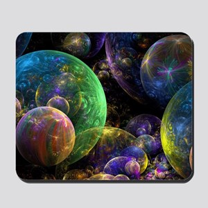 Bubbles Upon Bubbles Mousepad