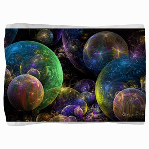 Bubbles Upon Bubbles Pillow Sham