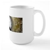 Steampunk Large Mugs (15 oz)