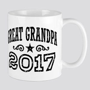 Great Grandpa 2017 Mug