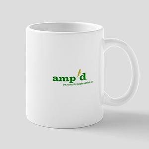 amp'd logo Mugs